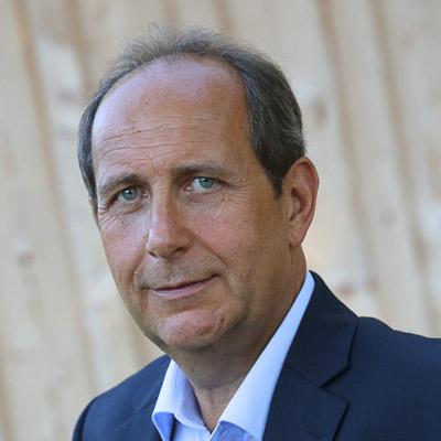 Portrait von DI Dr. Reinhard Hagen